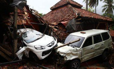 Mengerikan…! Ini Fakta Tsunami Selat Sunda