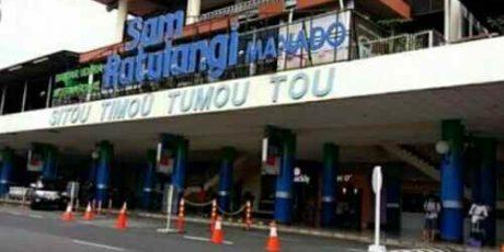 Bandara Samrat Masih Layani 21 Penerbangan per Hari