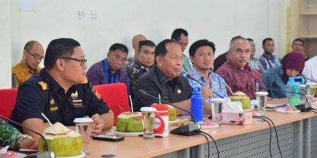 Tim Badan Anggaran DPR RI Sambangi KEK Bitung
