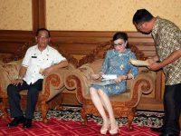 Bupati Tetty Bertandang ke Badung Bali