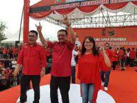 Di Kota Bitung, PDIP Borong 9 Kursi