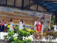 GMIM Betlehem Malalayang Ibadah Kenaikan di Pondok Daun