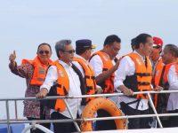 Hari Kedua di Sulut, Jokowi ke Bunaken