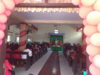 Franko Wangko Ucapkan Selamat HUT ke 33 GMIM Bukit Karmel Batukota