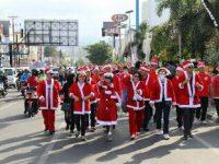 Ini Kemeriahan Sambut Natal di Manado