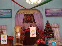 Jemaat Membludak, Ibadah Natal di GMIM Eben Heazer Tenga