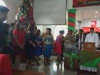 Tradisi Baptisan GMIM di Ibadah Natal Kedua