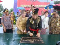 Berbandrol Rp2 Miliar, Taman Kebasaran Tomohon Dilaunching