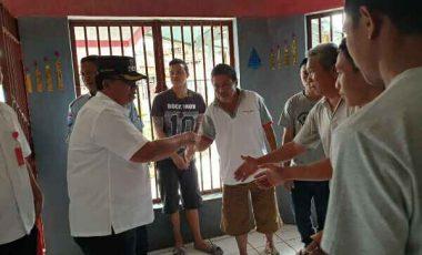 Wabup RD Semangati Warga Binaan di LP Tondano