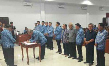 Pemkab Minahasa Bahas Rancangan Awal  RKPD 2020