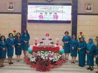 Firts Ladies Minahasa Hadiri Sosialisasi Bunda PAUD 2019