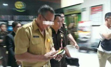 Dugaan Korupsi, Staf Ahli Pemkot  Tomohon Ini Ditahan Kejari