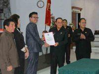 DPRD Minahasa Gelar Paripurna Kesepakatan Perubahan APBD