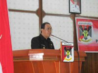 Bupati ROR Apresiasi DPRD Bahas Ranperda Perubahan APBD 2019
