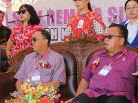PSR Sinode GMIM, Pemkab Minahasa Hibahkan Dana Rp250 Juta