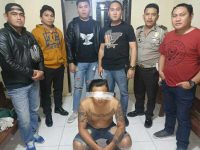 Cari 'Mangsa' Dengan Sajam, Lelaki Ini Ditangkap Totosik