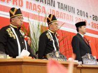 Siap Melayani Rakyat, 35 Anggota DPRD Minahasa Periode 2019-2024 Dilantik