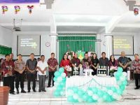 Bupati ROR Minta Jemaat Sinergitas Dengan Pemerintah