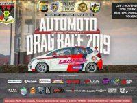 Automoto Drag Race 2019 Akan Digelar di Tondano