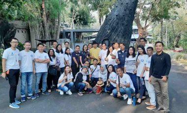 Diajak BI, Ini Implementasi Jurnalis Sulut Saat Berwisata di Bandung