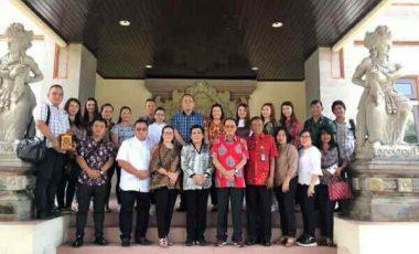Terkait FKDM, Pemkab Minahasa Kunker ke Bali