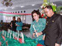 Bupati Minahasa : Natal Implementasi Iman