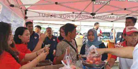 Mau Tomat Murah? Silakan Kunjungi Operasi Pasar TPID