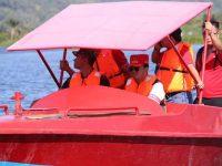 Wou.., 194 Titik Eceng Gondok di Danau Tondano Diangkat