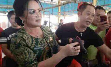'Bermain' Dengan Kelelawar, SAS  Pastikan Pasar Ekstrim Tomohon Bebas Virus Corona