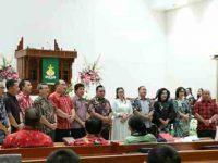 Wabup Minahasa Minta Gereja Dukung Terus  Program Pemerintah