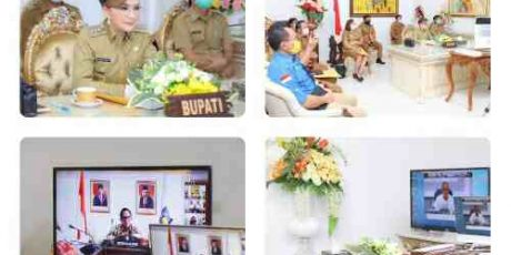 Bupati Minsel  Usulkan ke Sejumlah Menteri, Tertibkan Berita Hoax