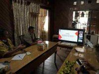 Bahas New Normal, Walikota Eman Rapat Vidcon Dengan Mendagri