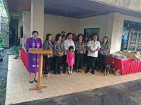 Wabup RD Hadiri Ibadah 1 Tahun Meninggalnya Mertua Sekda