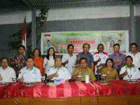 Wabup RD Jabat Ketua HKTI Minahasa