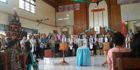 GMIM Maranatha Makasili Ibadah Perdana 2019