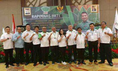 SAS Perjuangkan Harga Kopra dan Cengkih di Rapimnas HKTI