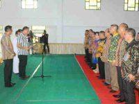 Walikota Eman Lantik Pengurus LP3KD