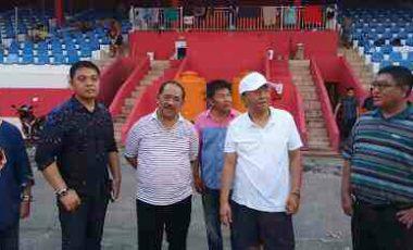 Stadion Klabat Kian Rampung, Home Base Sulut United