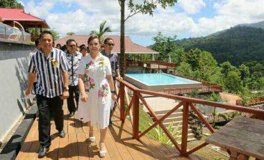 Ini Keunikan Lokon View, Objek Wisata Baru di Tomohon