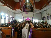 Khusyuk, Perjamuan Kudus di GMIM Betlehem Malalayang