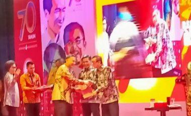 Tomohon Raih Penghargaan Kota Peduli HAM