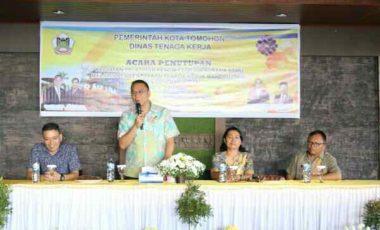 Pemkot Tomohon Dorong Pengembangan Wirausaha Muda