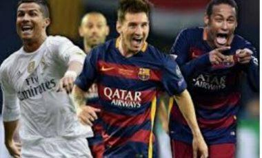 10 Pesepak Bola Bayaran Tertinggi, Messi Masih Unggul