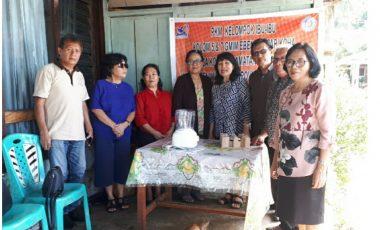 PKM Kelompok Ibu-ibu Kolom 5 dan 7 GMIM Eben Haezar Koha, Desa Koha Timur, Kecamatan Mandolang, Kabupaten Minahasa, Provinsi Sulut