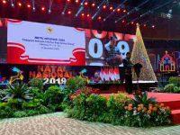 Ini Kata Jokowi di Perayaan Natal Nasional 2019