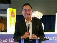 Walikota Eman Ikut Membahas Pengembangan Citynet
