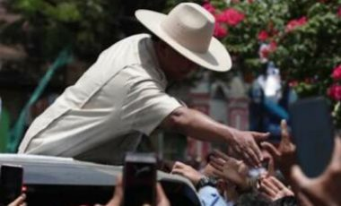 Ini Pengakuan Capres Prabowo Saat Berkampanye di Manado
