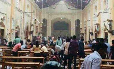 Korban Tewas Bom Gereja di Sri Lanka Bertambah