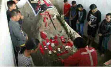 Merinding, Ini Ritual di Watu Pinawetengan Setiap Awal Tahun